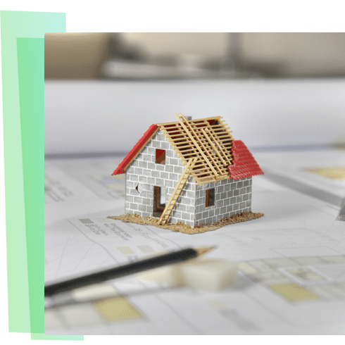 mortgage for construction work