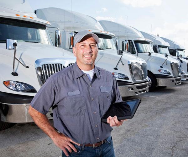 Truck Finance work